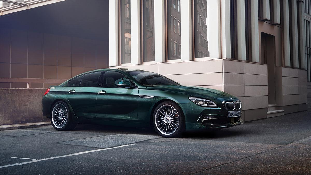 BMW Alpina mejores que BMW M B7 B8 B10 B6 Biturbo