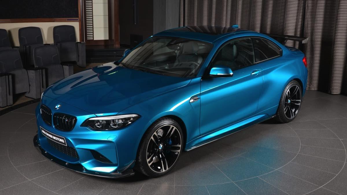 BMW M2 3D Design