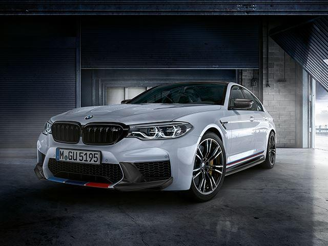 BMW M5 de M Performance