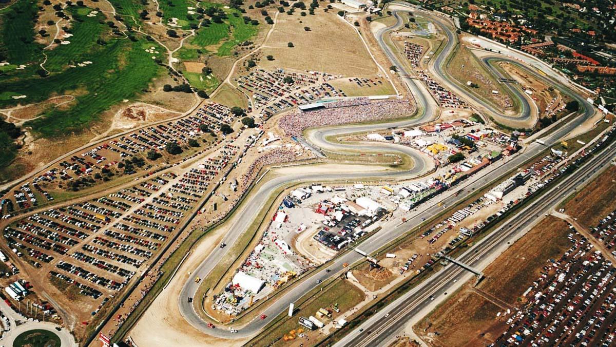 Circuito Jarama : Farinato jarama experience corre en el jarama sin coche
