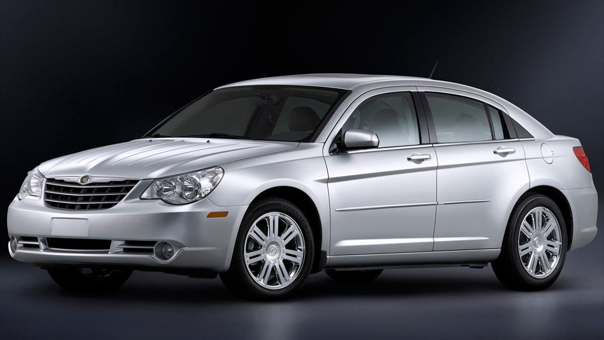 Coche feo de la semana: Chrysler Sebring (I)