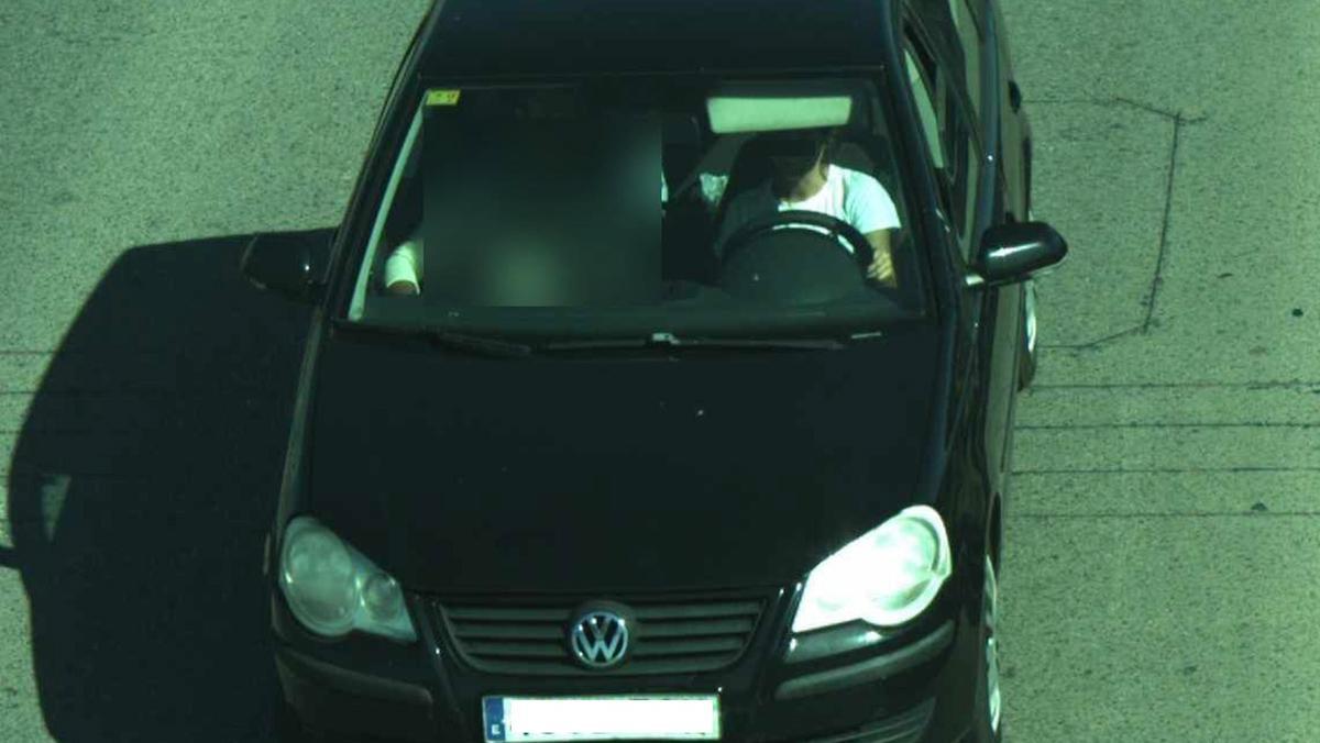 La DGT denunciará a los conductores sin cinturón