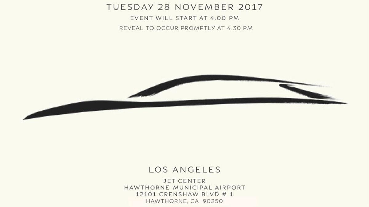 Infiniti Salón de Los Ángeles 2017