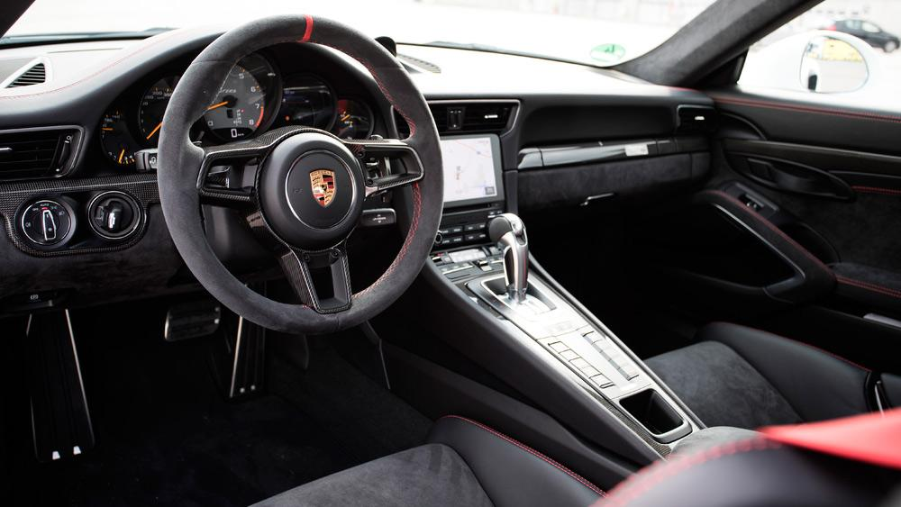 prueba porsche 911 gt2 rs 2018 el m s potente y quiz el. Black Bedroom Furniture Sets. Home Design Ideas