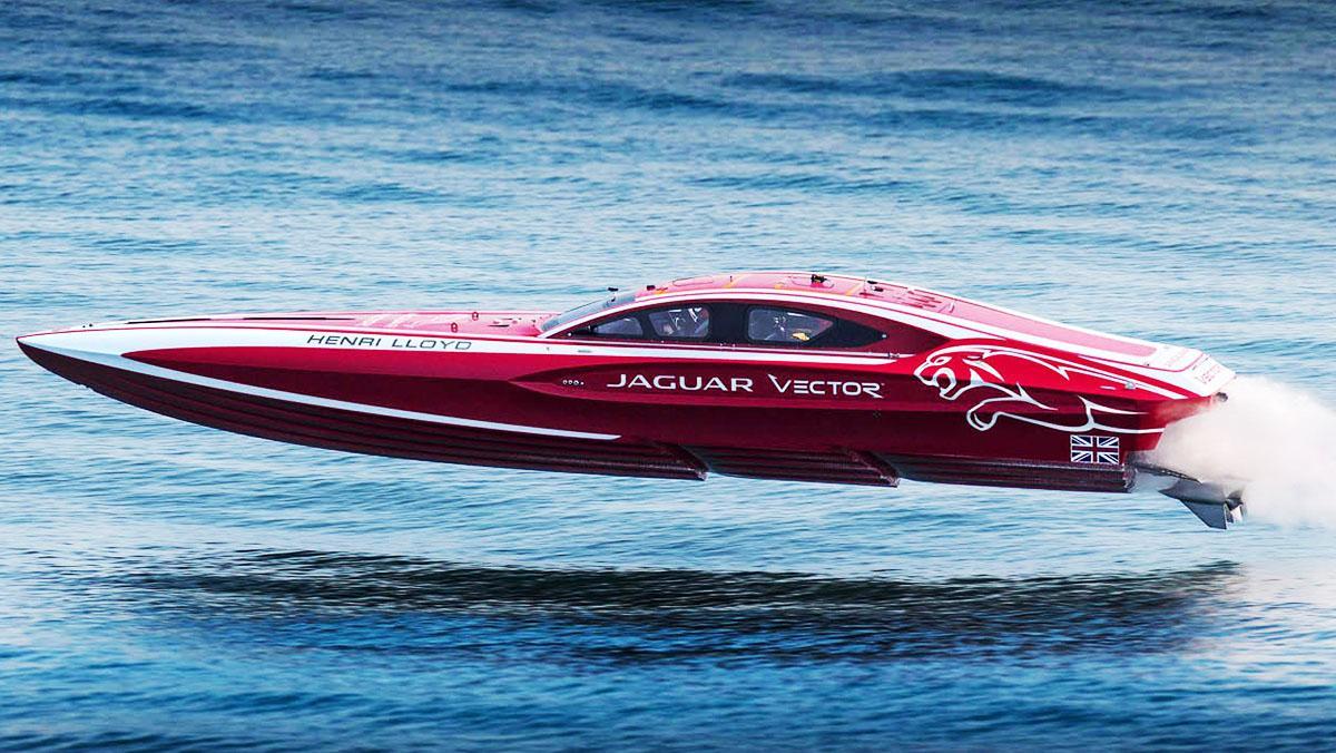 Jaguar Vector Racing
