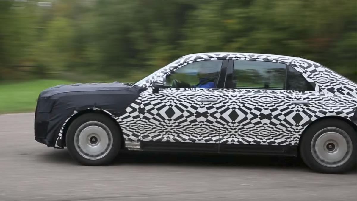 Kortezh, el Rolls-Royce de Rusia lujo
