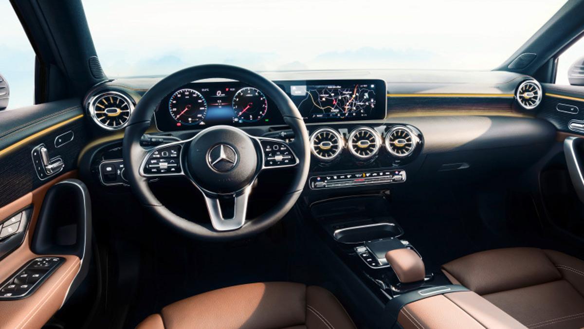 Mercedes Clase A 2017 (I)