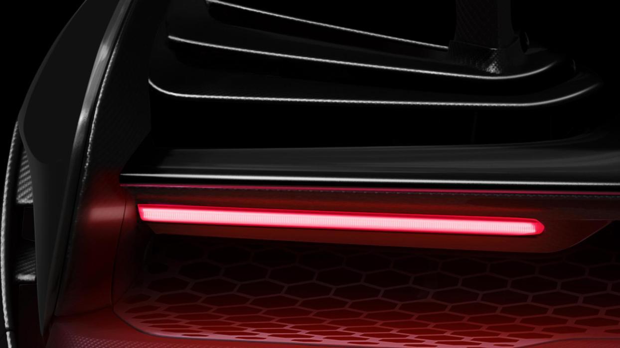 Nuevo Ultimate Series McLaren - Teaser