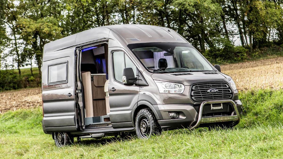 Randger 560: la Ford Transit convertida en autocaravana