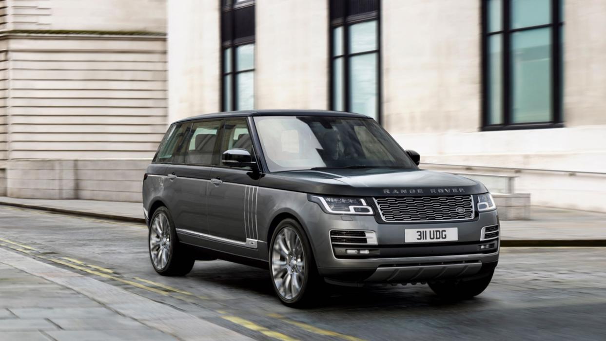 Range Rover SVAutobiograpy 2018
