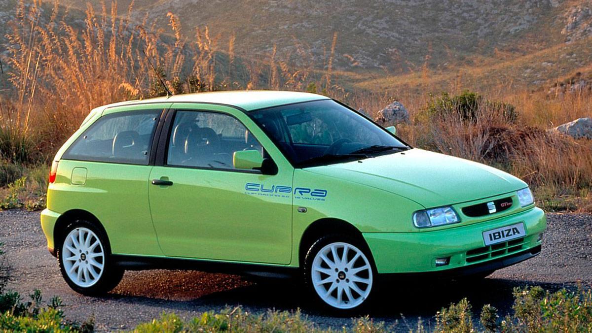 Seat Ibiza Cupra (I)