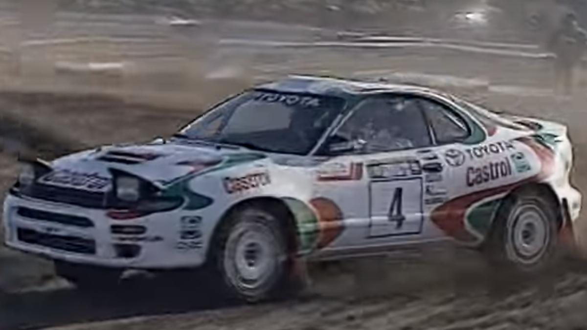 Toyota Celica 4WD Turbo1992