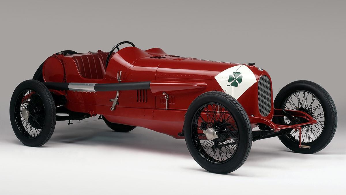 Alfa Romeo RL TF Targa Florio - 1923