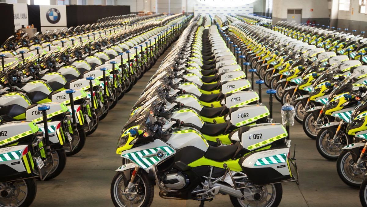 BMW R 1200 RT Guardia Civil