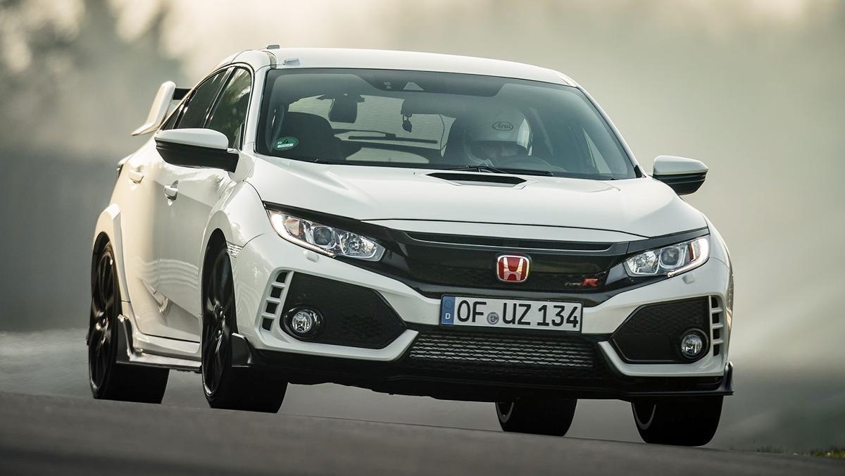 Los coches más populares de Instagram - Honda Civic