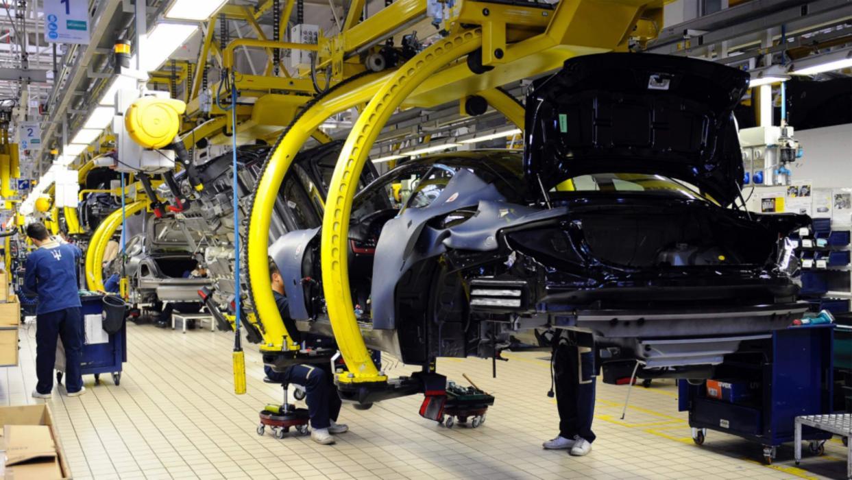 Fábrica Maserati Módena