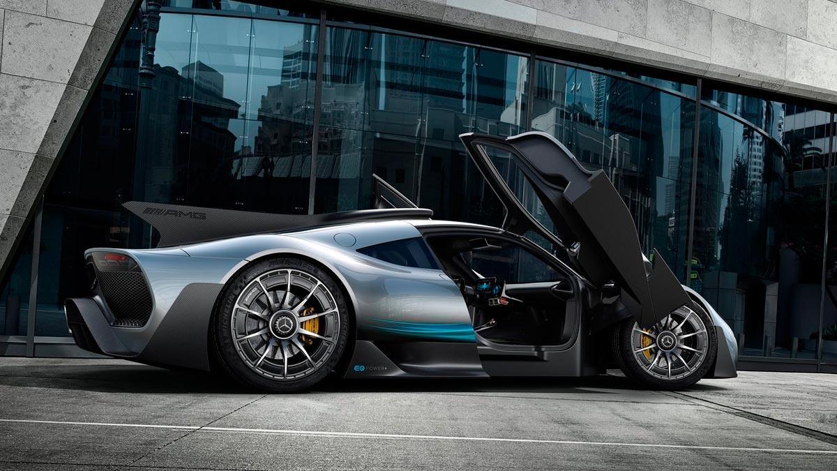 hiperdeportivos lujo altas prestaciones deportivos Mercedes AMG