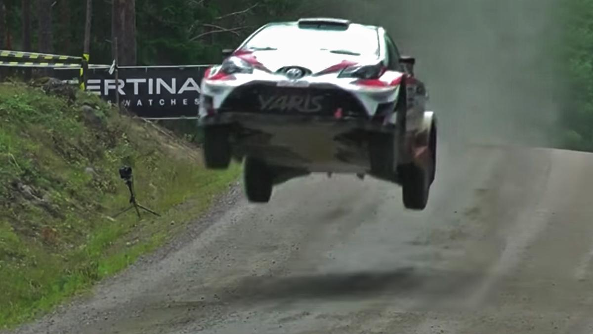 Los mejores momentos del WRC 2017