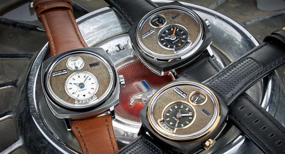Reloj Mustang
