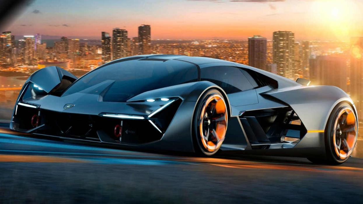 Los 5 prototipos más espectaculares de los últimos tiempos Lamborghini Terzo Millennio