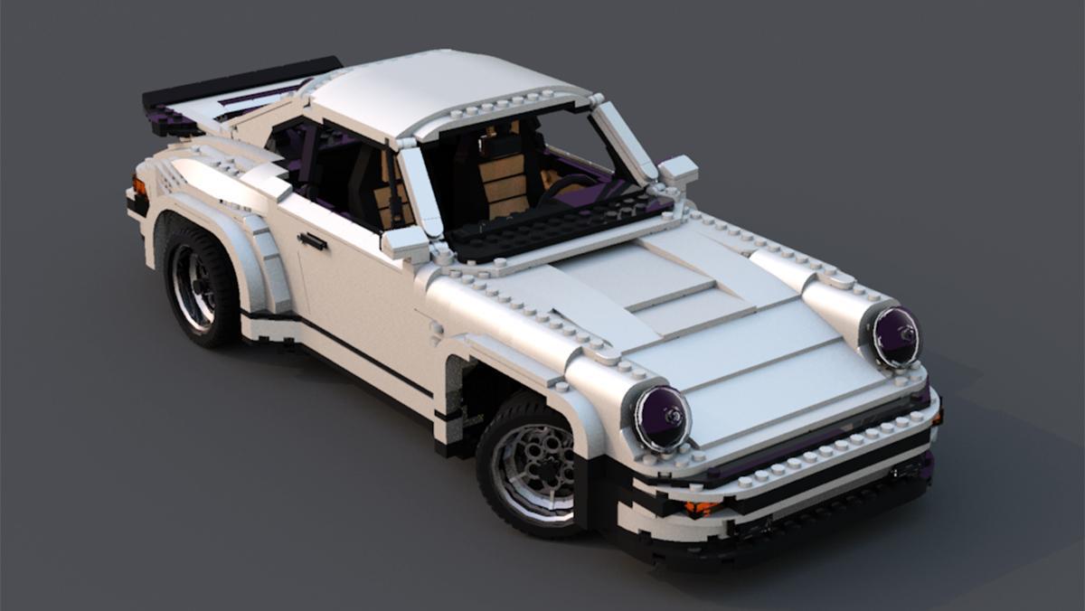 El 911 Turbo de Lego que deberías desear