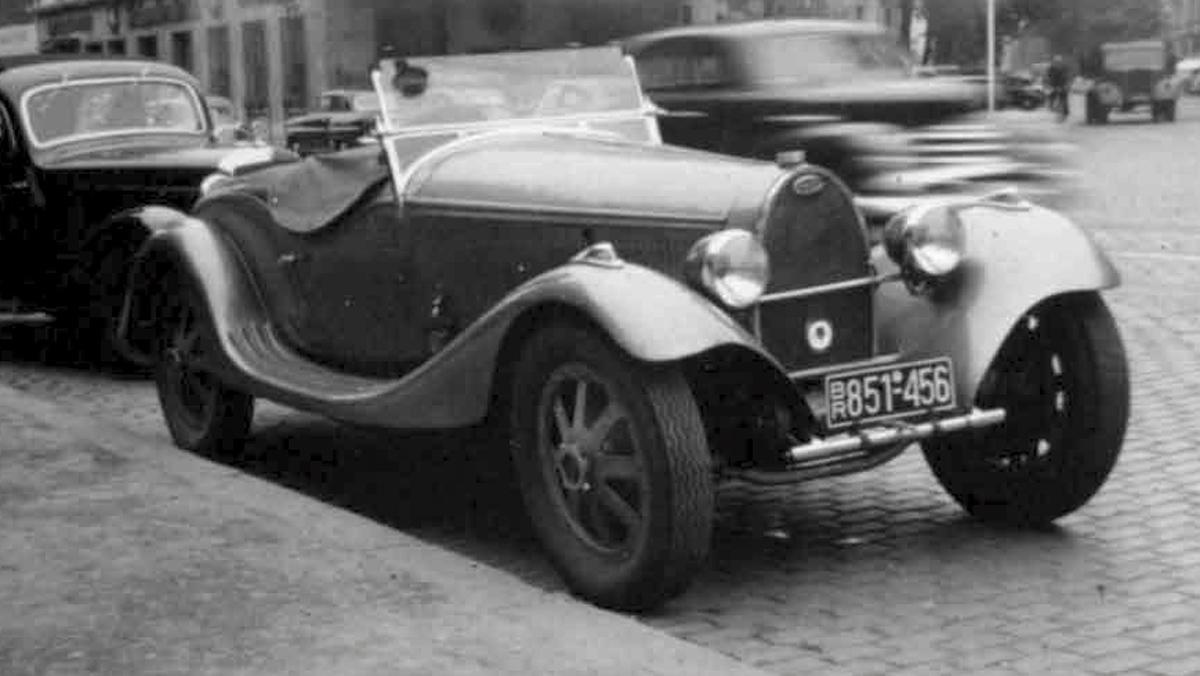 BugatTi Type 43 Zagato
