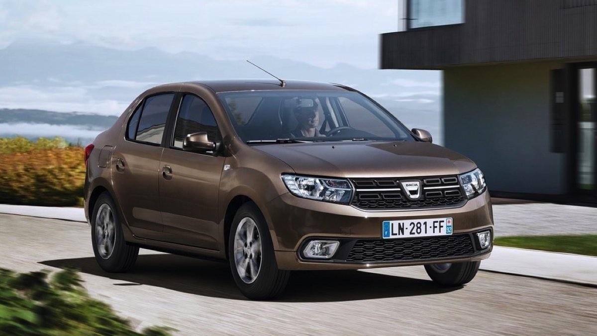 Dacia Logan 2017