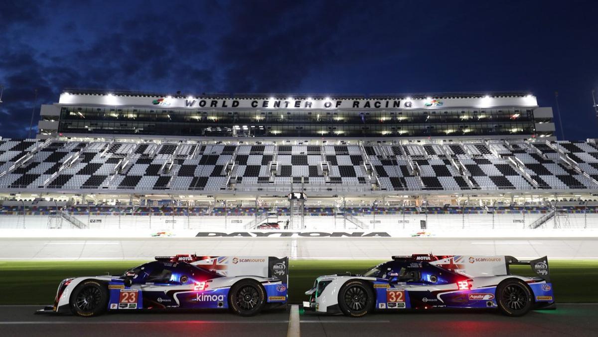 Los españoles se juegan la cclasificación en Daytona