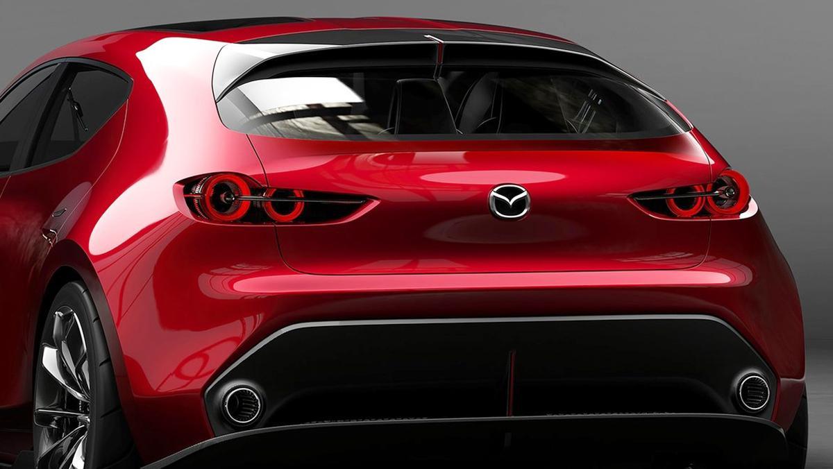 Sera El Mazda 3 2018 Un Buen Rival Para El Volkswagen Golf Topgear Es