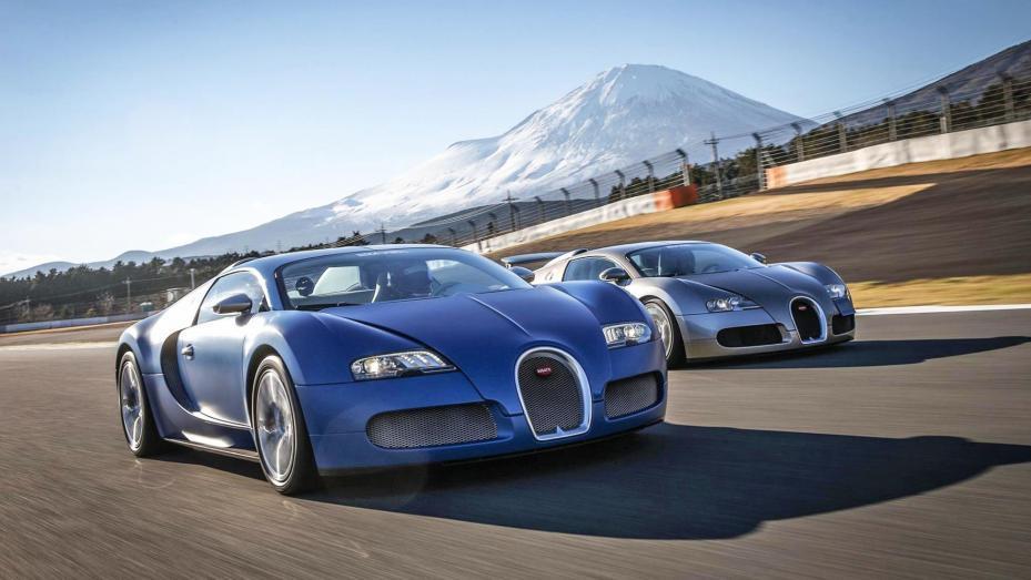 El Veyron, uno de ellos. Aunque duela