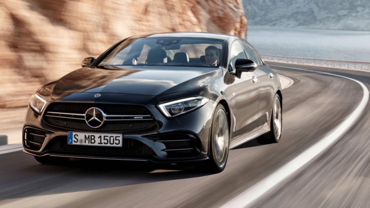 Mercedes-AMG CLS 53 2018 (dinámica)