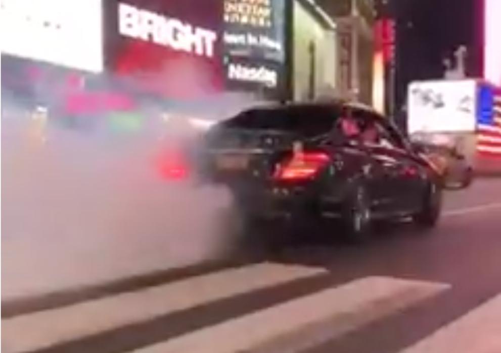Mercedes-AMG en Nueva York
