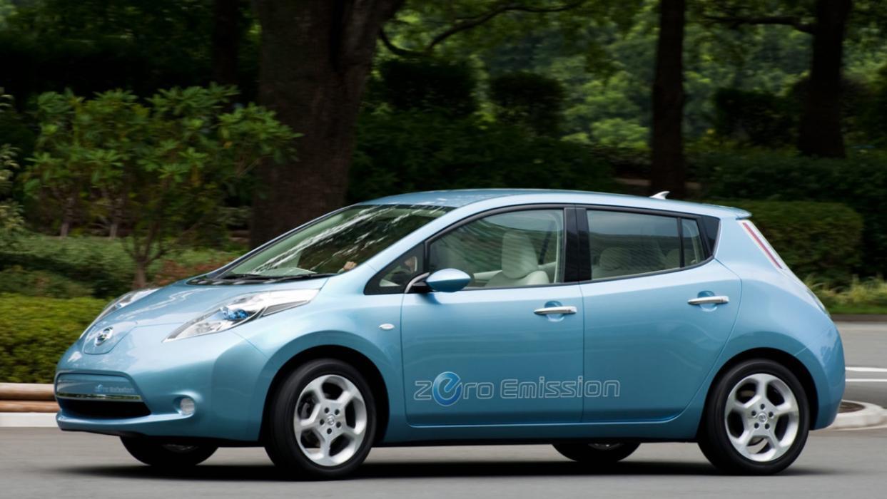 Nissan Leaf (2012)