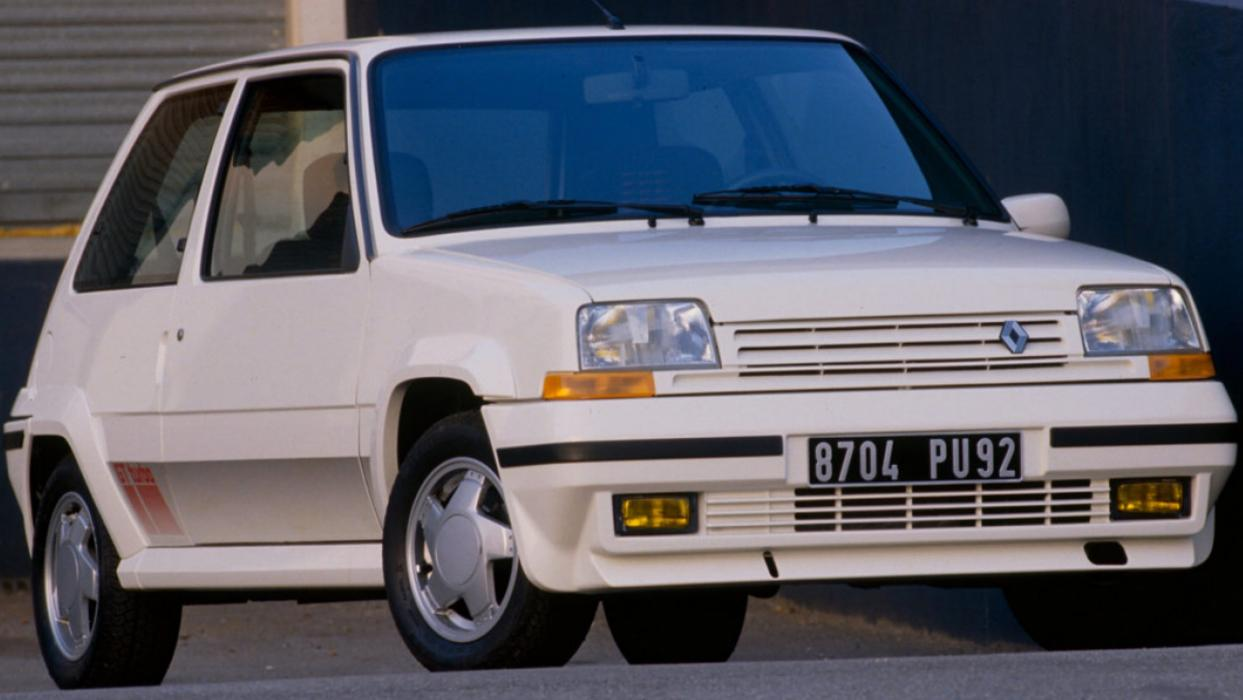 Renault R5 GT Turbo (1987)