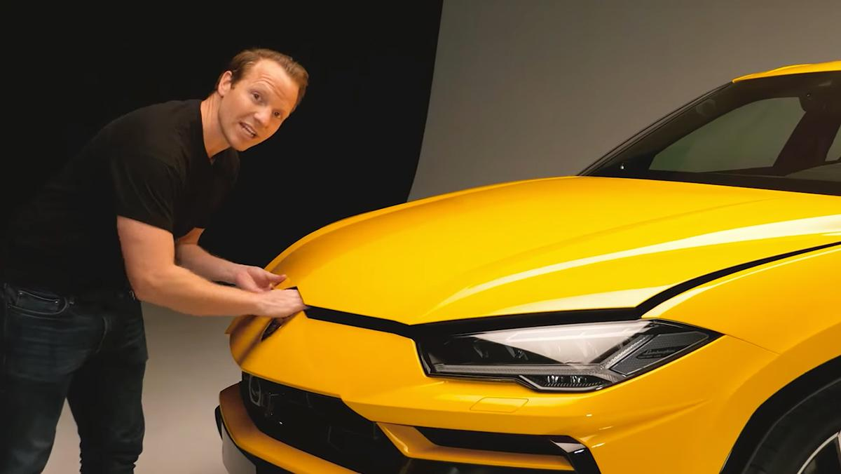 Top Gear te muestra el nuevo Lamborghini Urus