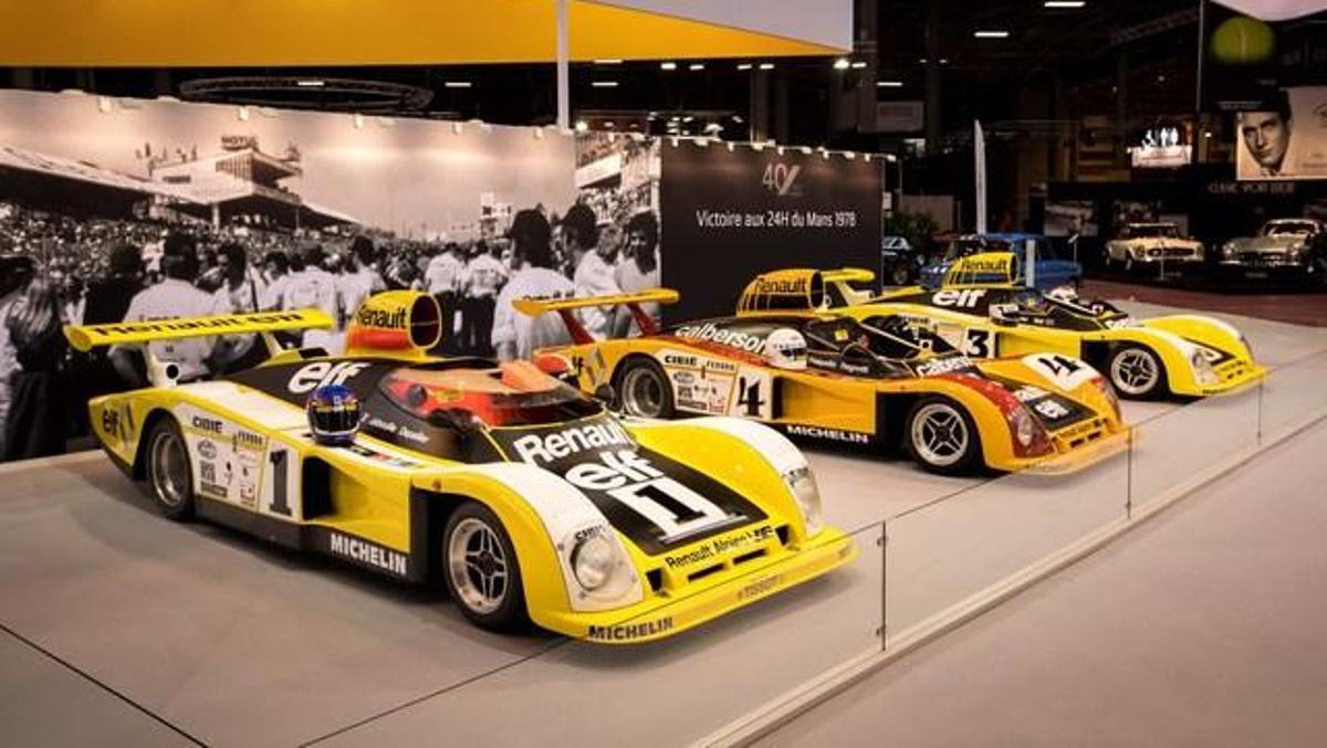 40 años de Alpine en Le Mans