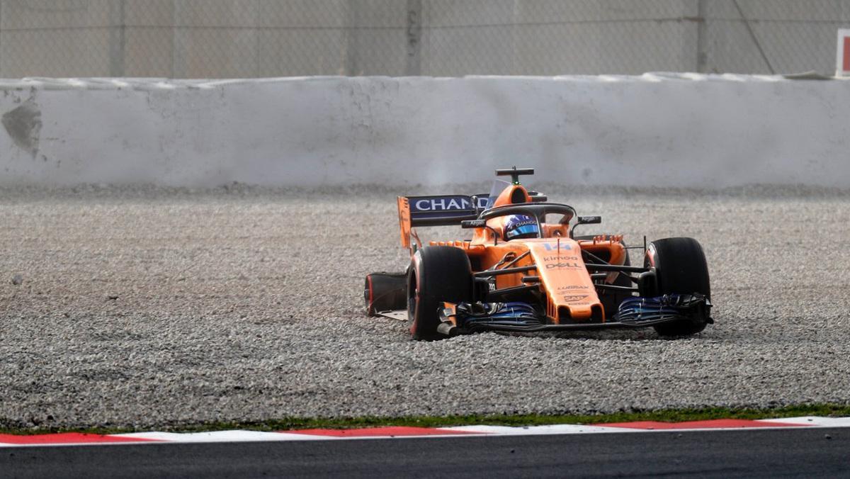 Alonso Barna F1 2018