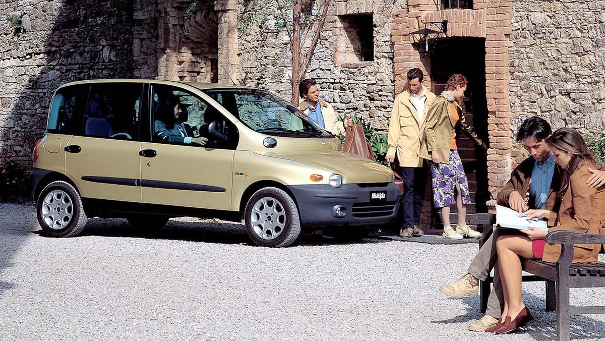 Fiat Múltipla de primera generación (1998)