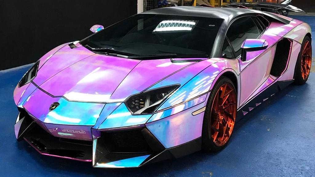 Lamborghini Aventador - Dreams Factory Automotive