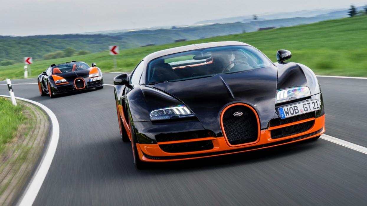 LMP Bugatti
