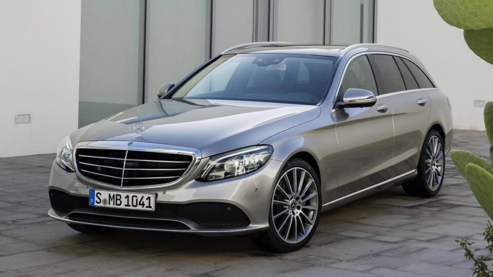 Mercedes Clase C Salón de Ginebra