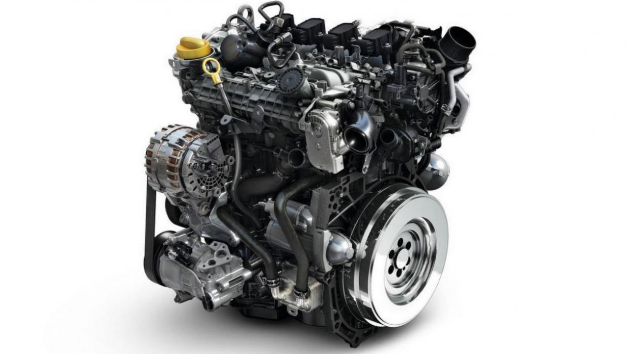 Motor Renault Mercedes  1.3 TCe