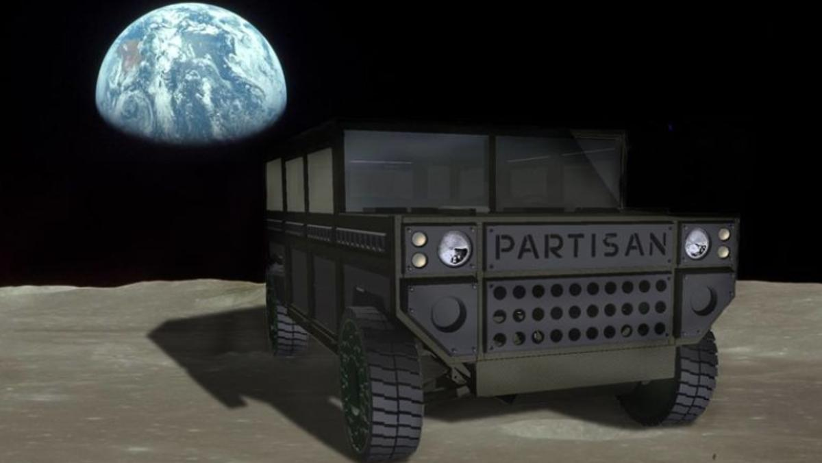 Partisan One Mars Edition