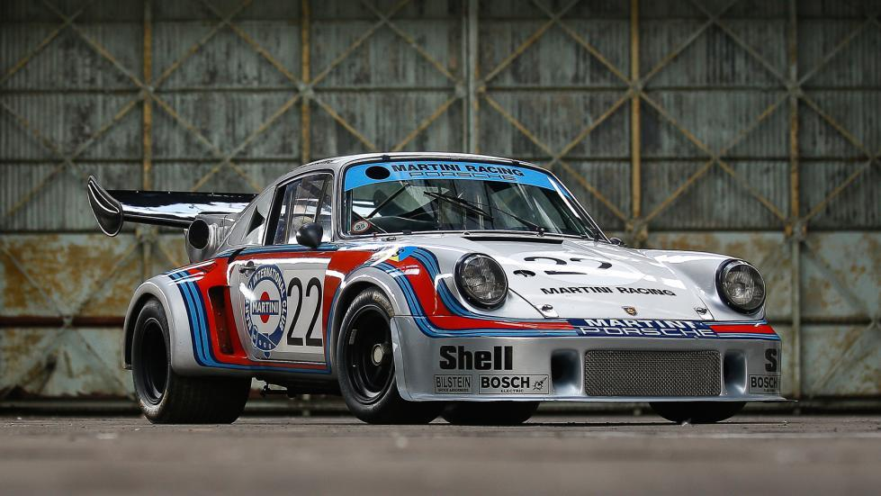Porsche 911 Carrera RSR 1974