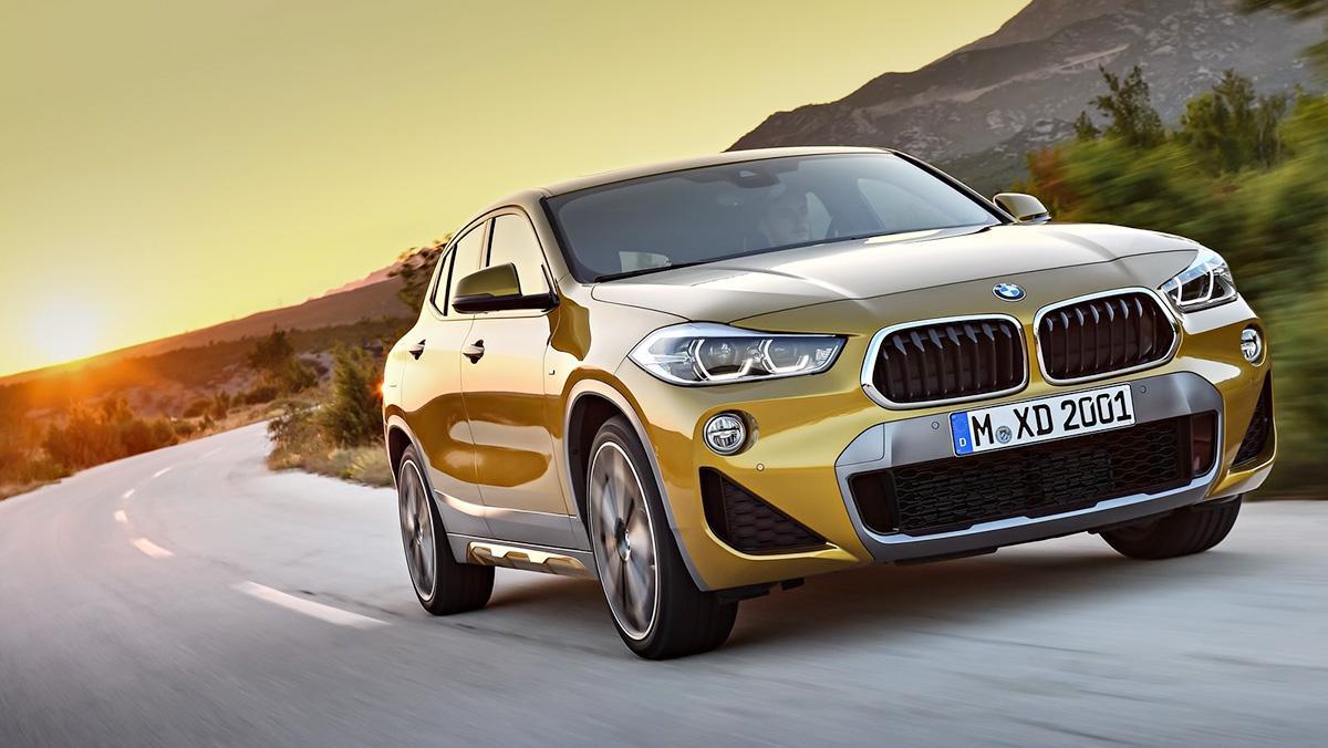 Así son los precios del nuevo BMW X2