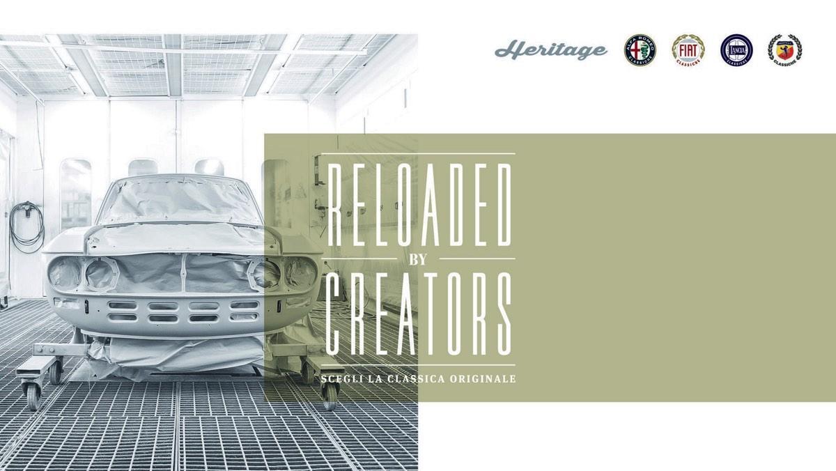 Programa Fiat 'Reloaded by Creators'