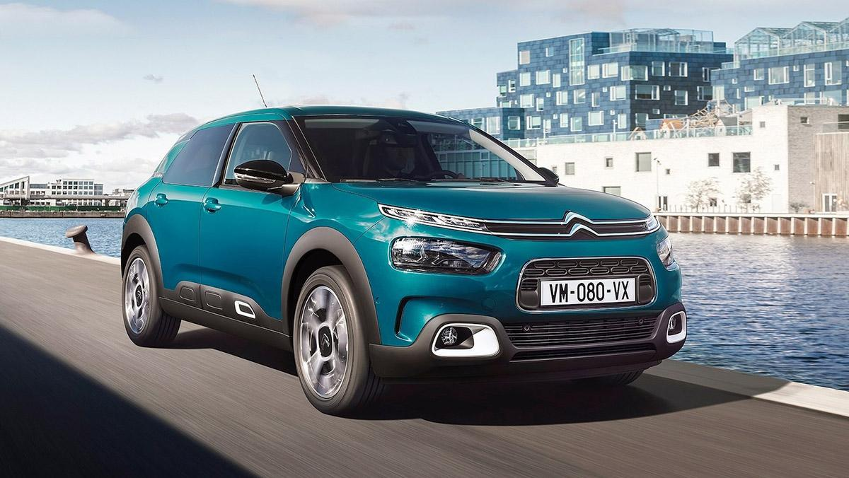 Prueba Citroën C4 Cactus