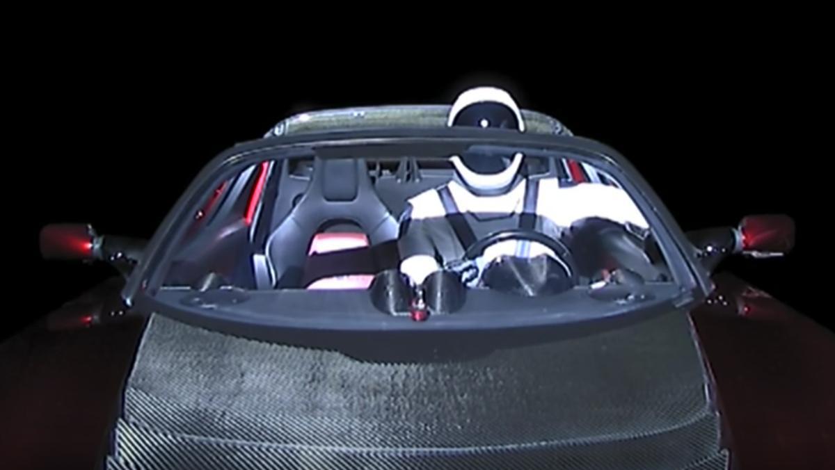 El Tesla Roadster más... ¿espacioso?