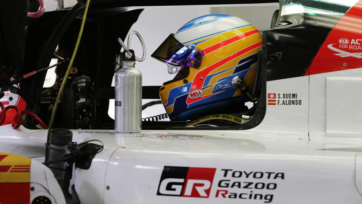 Toyota Alonso