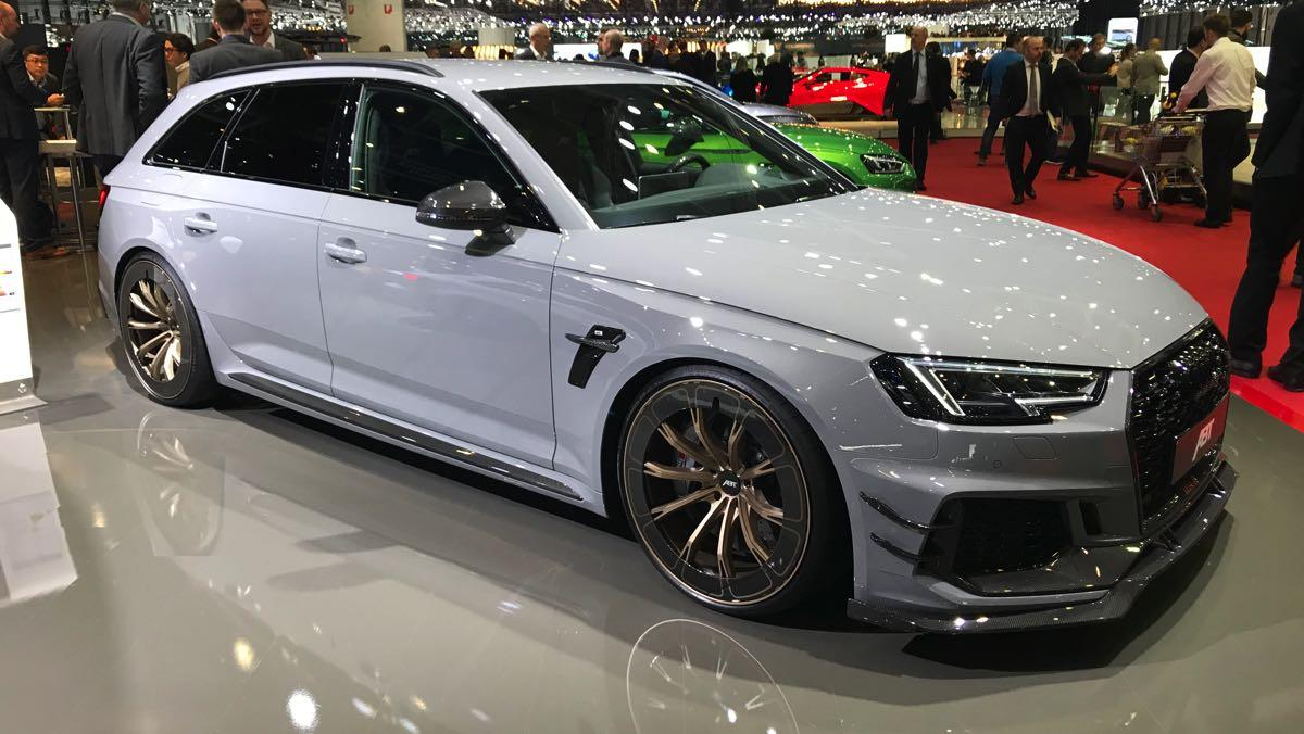 ABT RS4-R